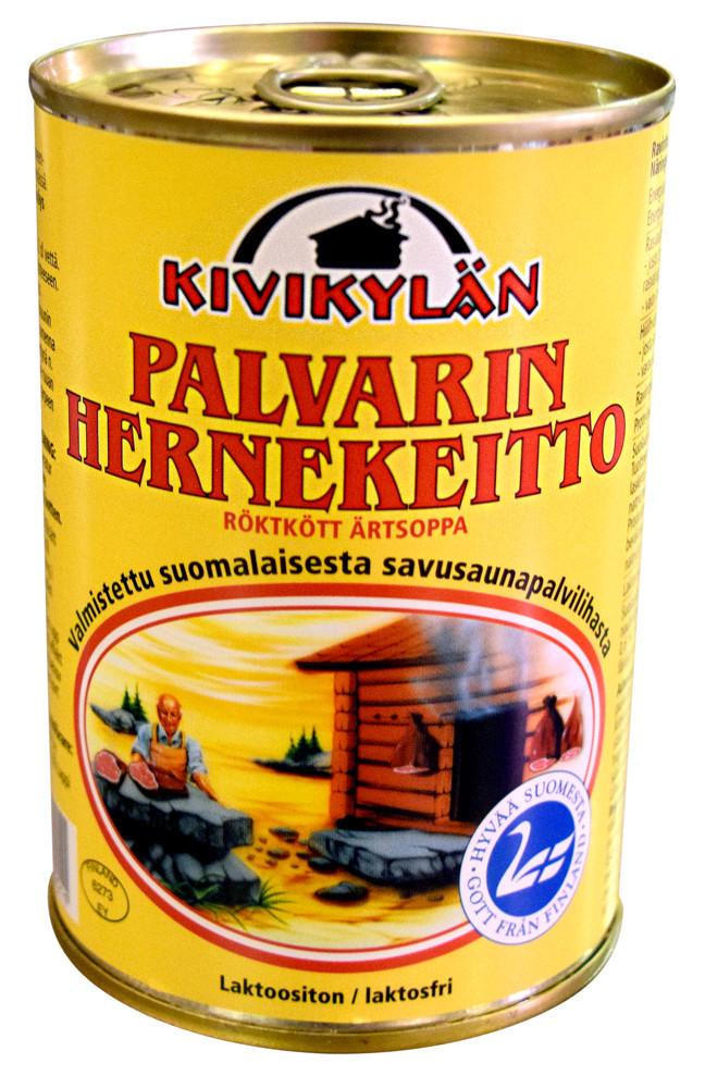 KIVIKYLÄ PALVARIN HERNEK 435G SÄILYKE