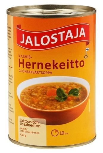 JALOST KASVISHERNEKEITTO 435G LIHATON
