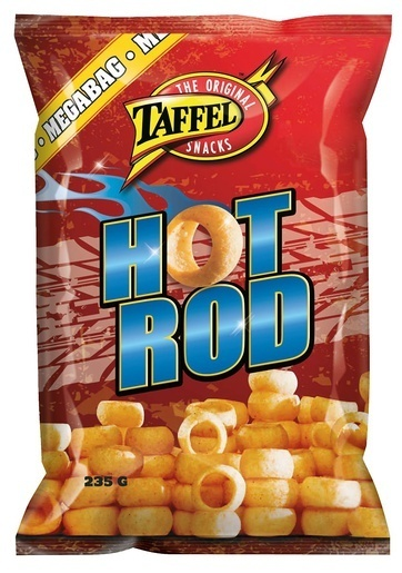 TAFFEL 235G  HOT ROD PERUNARENGAS