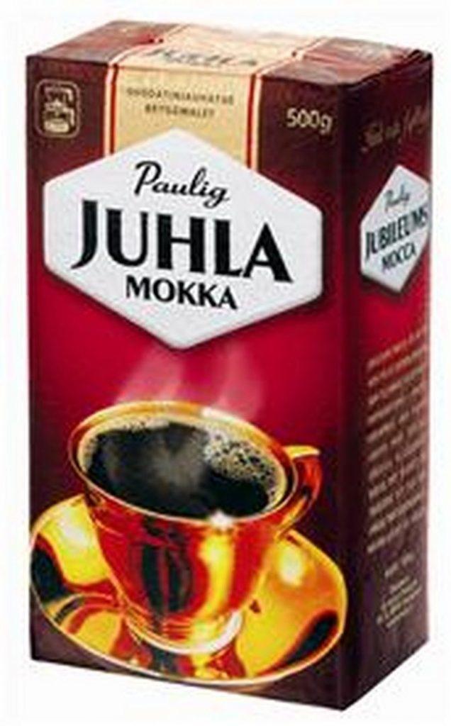 JUHLA MOKKA 500G SJ