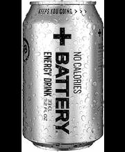 BATTERY NO CALORIES 0