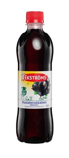 EKSTRÖMS 0.5L MUSTAHER SEKAMEHUTIIV 1+7