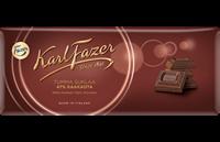 KARL FAZER 200G DARK CHOCOLATE